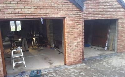 Menuiserie Cloesen - Portes garage Horman
